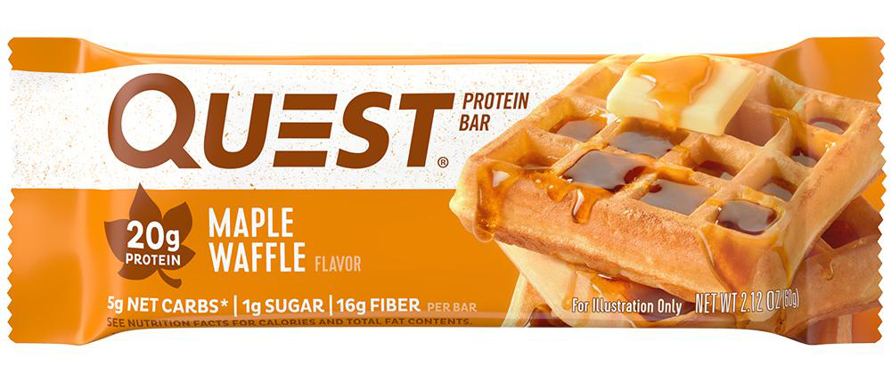 Quest Maple Waffle
