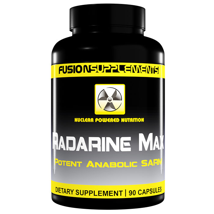 Fusion Supplements - Radarine Max