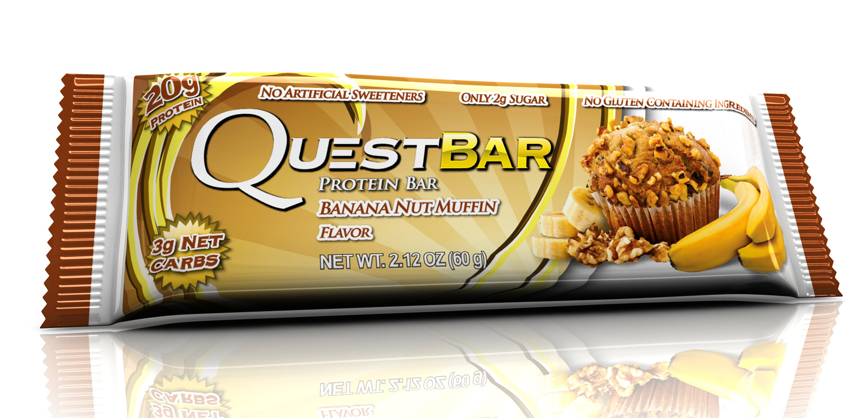 Quest banana nut