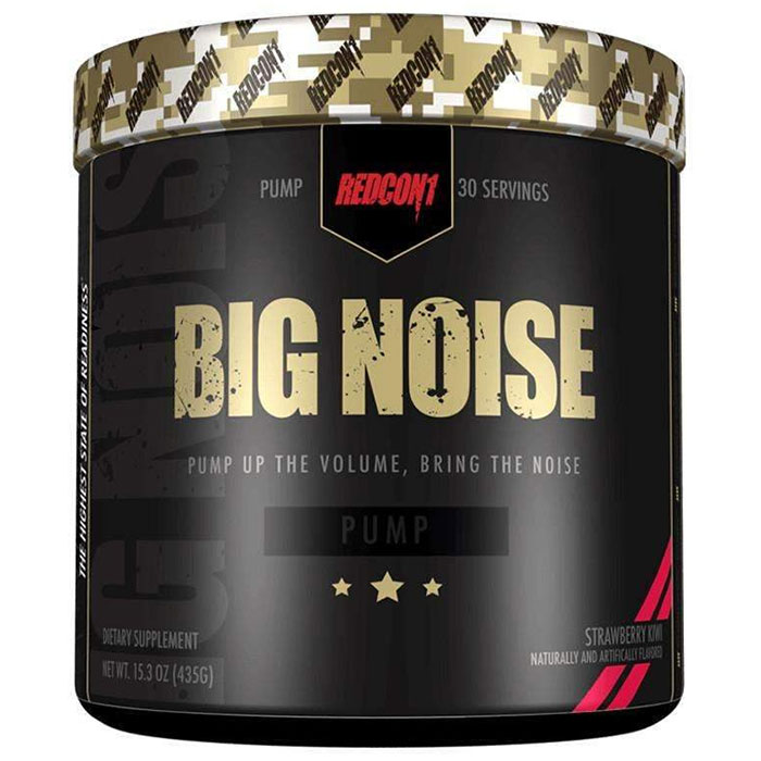 Image of REDCON1 Big Noise 30 Servings Strawberry Kiwi