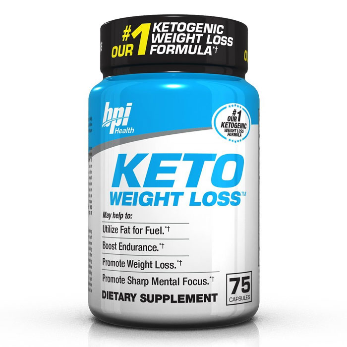Keto Weight Loss 75 Caps
