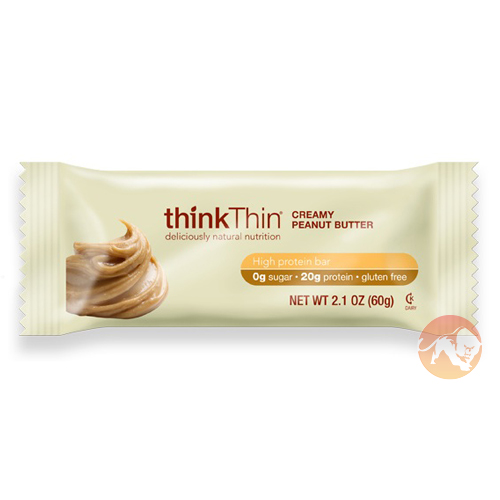 Image of thinkThin High Protein Bars 10 Bars Brownie Crunch