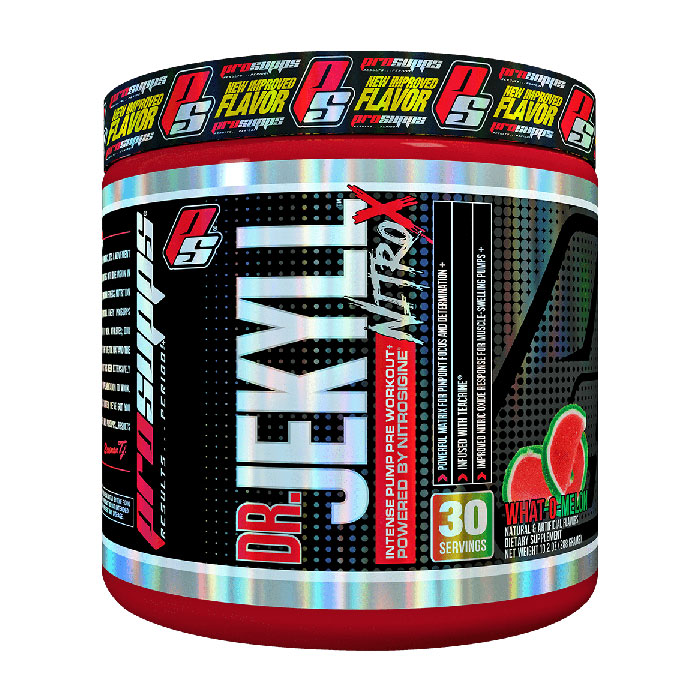 Image of Prosupps Dr Jekyll NitroX 30 Servings Lollipop Punch