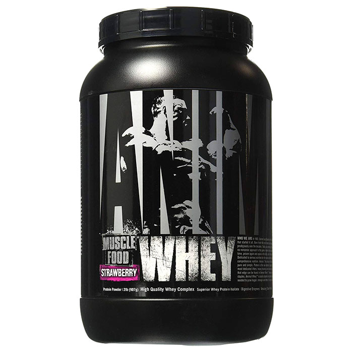 Animal Whey 908g Strawberry