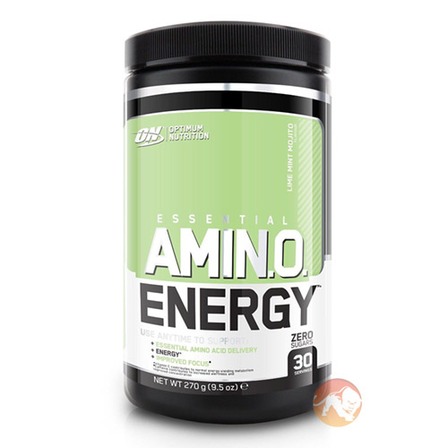 Image of JD Gyms JD Gyms Amino Energy 30 Servings Blueberry