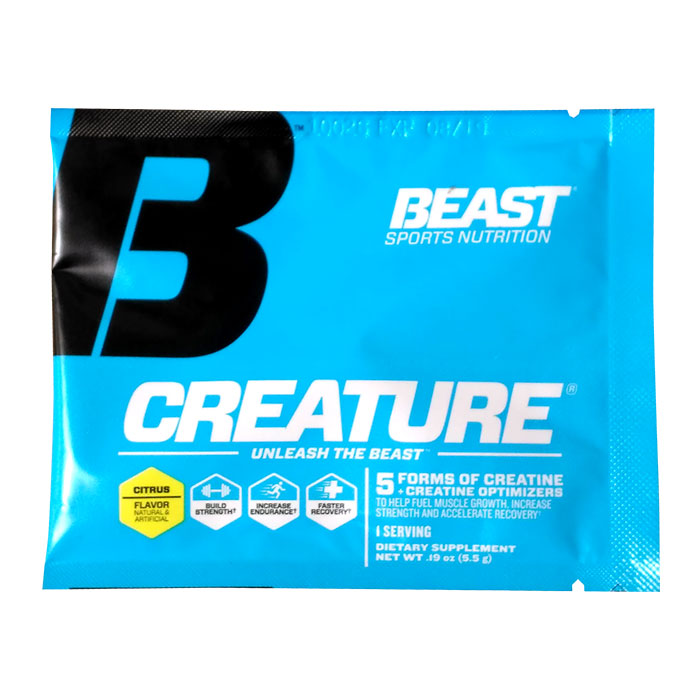 Image of BSN Beast Creature 1 Serving Beast Punch