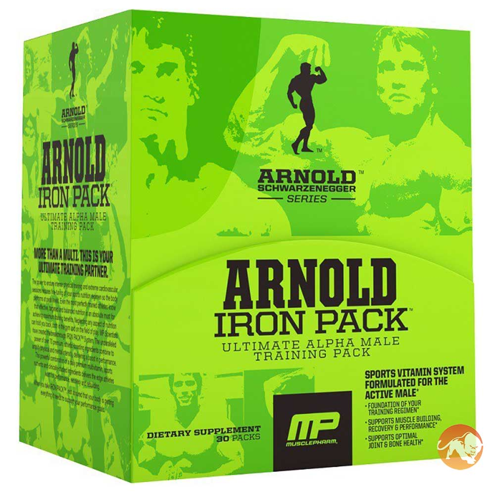 Image of Arnold Schwarzenegger Series Iron Pack 30 Servings