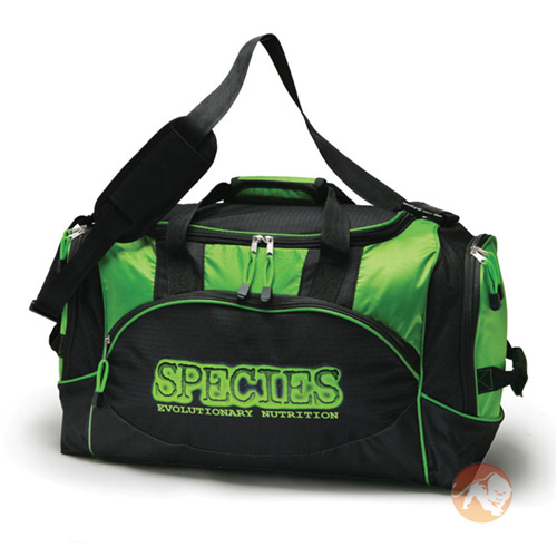 Species Gym Bag Pink