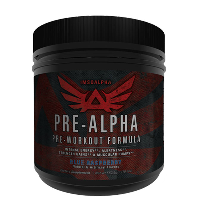 Image of IMSOALPHA iX3 Pre-Alpha 550g Sour Apple