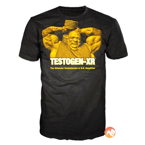 Image of Ronnie Coleman SignatureSeries Testogen XR T-Shirt - Medium