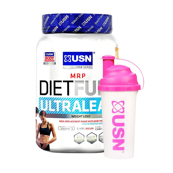 Diet Fuel Ultralean 1kg Strawberry