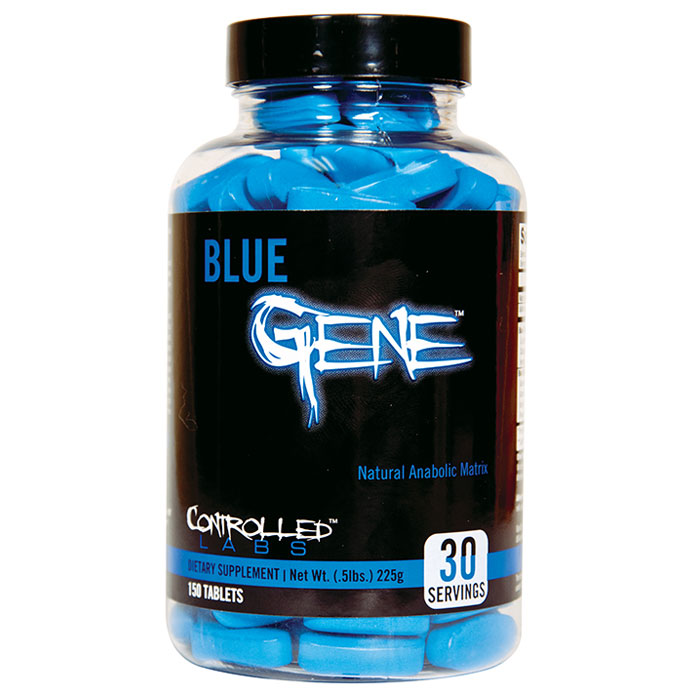 Image of Controlled Labs Blue Gene 150 Tabs