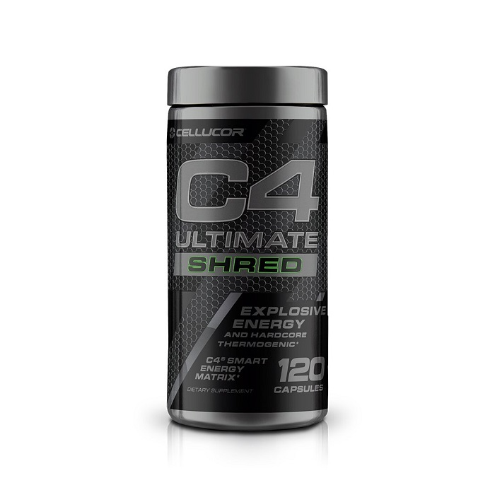 Image of Cellucor Cellucor C4 Ultimate Shred 120 Capsules