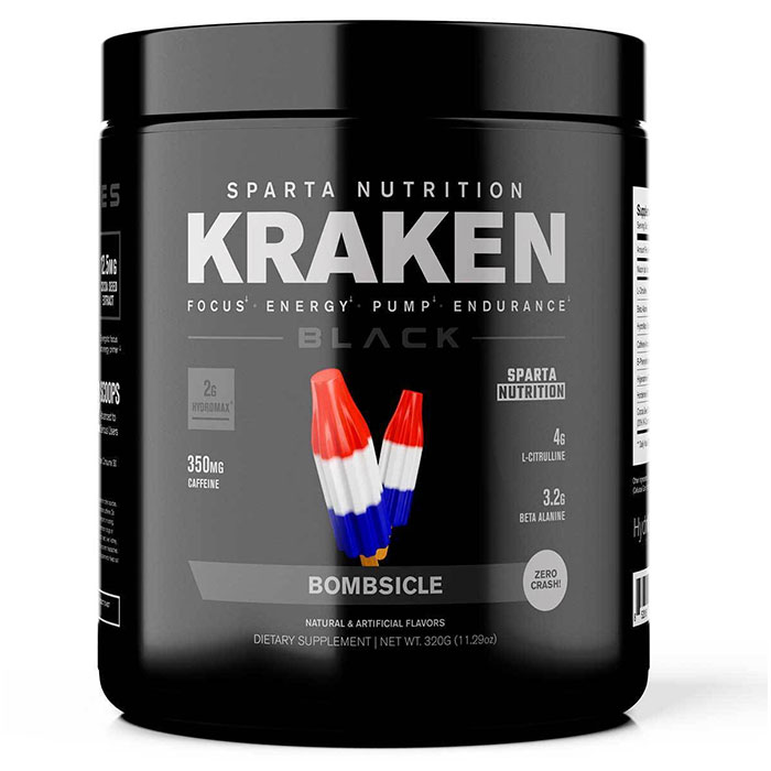 Kraken Black 40 Servings Bombsicle