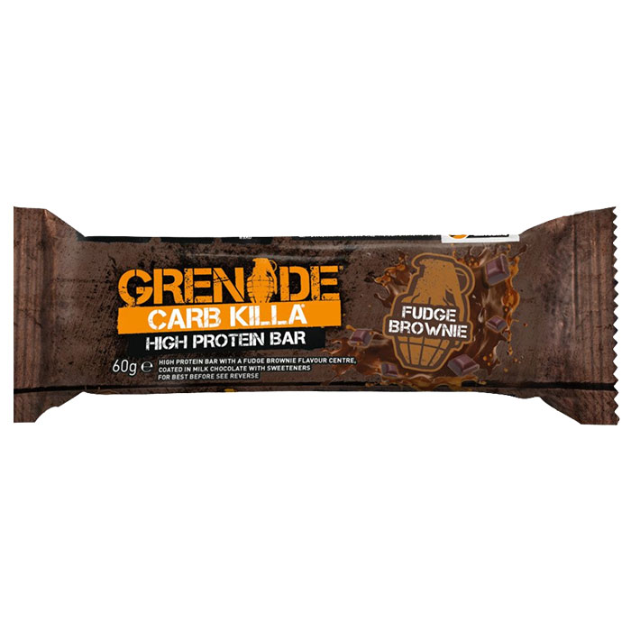 Image of Grenade Carb Killa 1 Bar Caramel Chaos