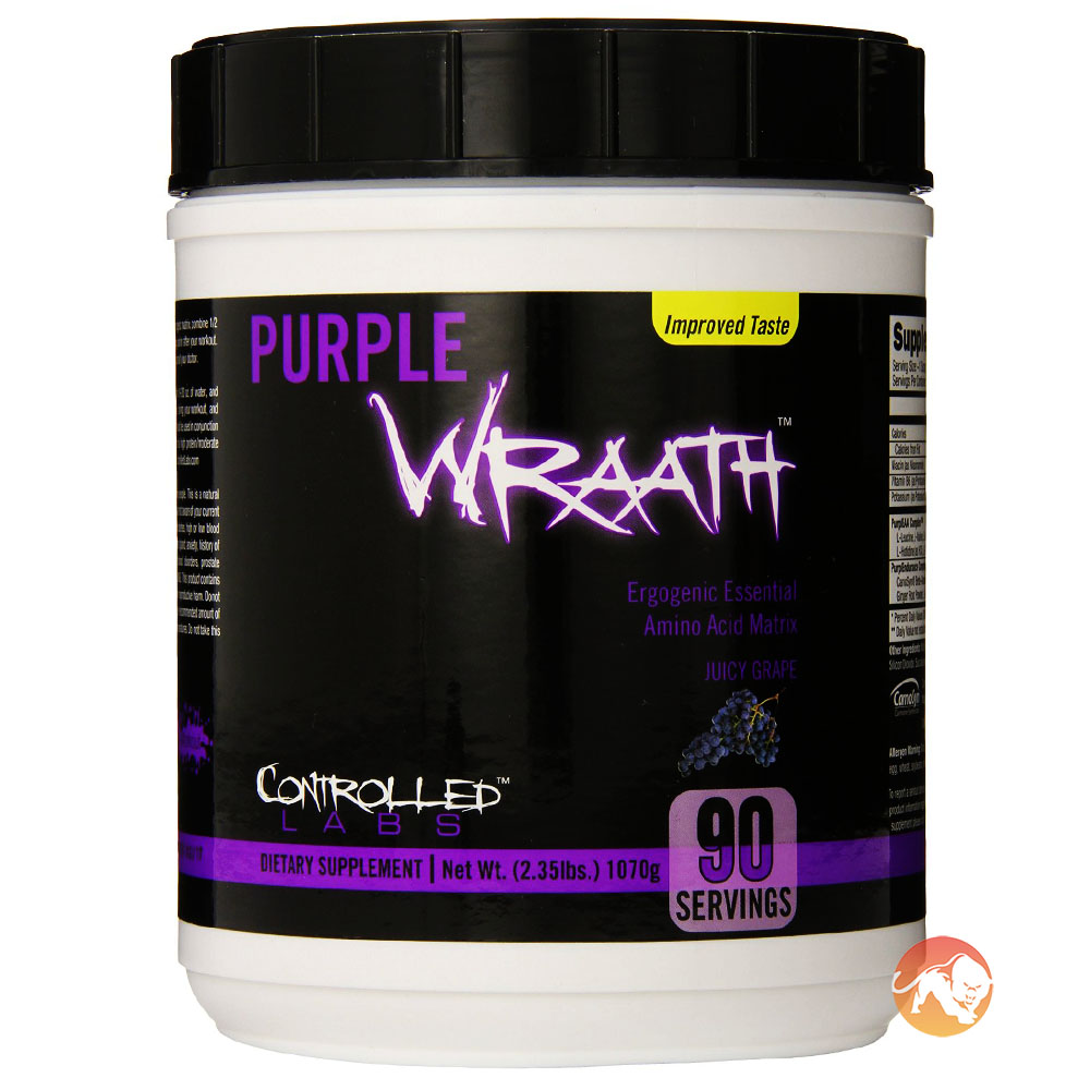 Purple Wraath 90 Servings Purple Lemonade