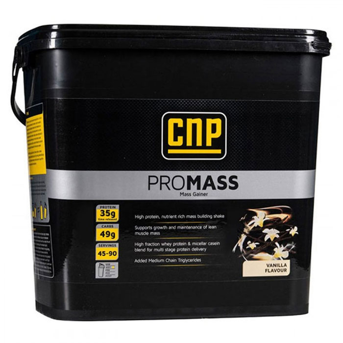Image of CNP Professional Pro Mass 4.5kg Chocolate