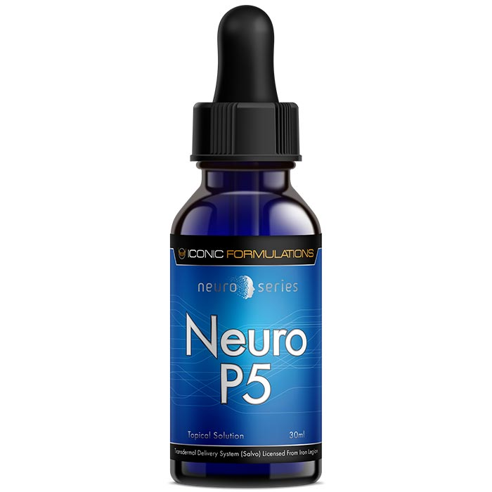 Image of Iconic Formulations Neuro P5 30ml