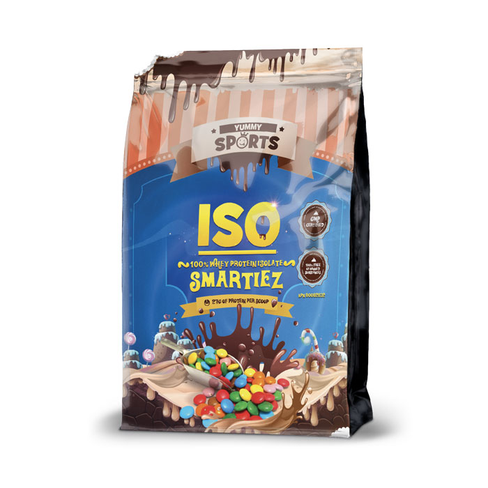 Image of Yummy Sports ISO 1kg Smartiez