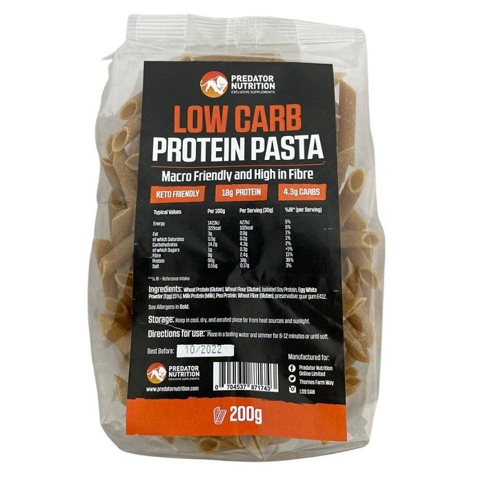 Image of Dr Zaks Protein Pasta 400g