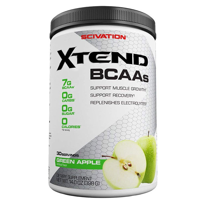 Xtend 30 Servings Green Apple