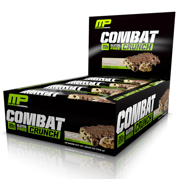 buy combat crunch bars buy 1 get 1 half price build lean. Black Bedroom Furniture Sets. Home Design Ideas