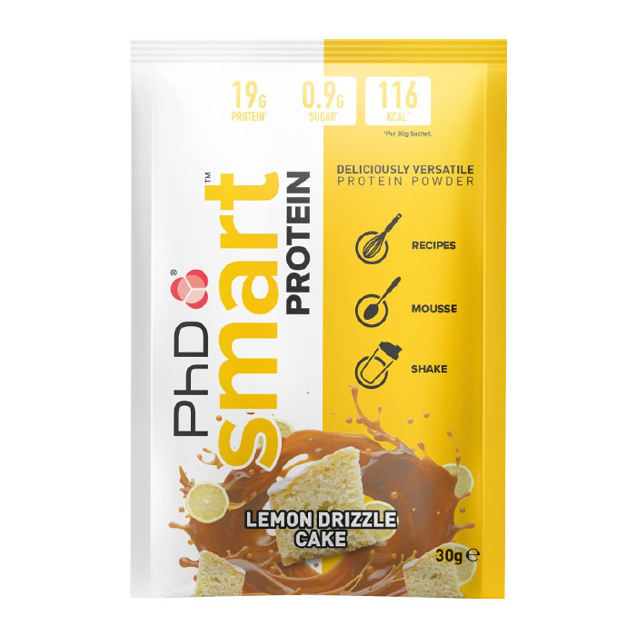 PHD Smart Protein Trial Servings Peanut Butter Cup