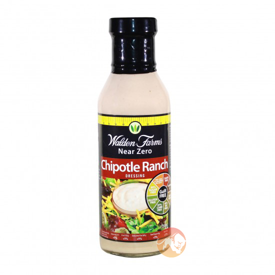 Calorie Free Chipotle Ranch Dressing 355ml