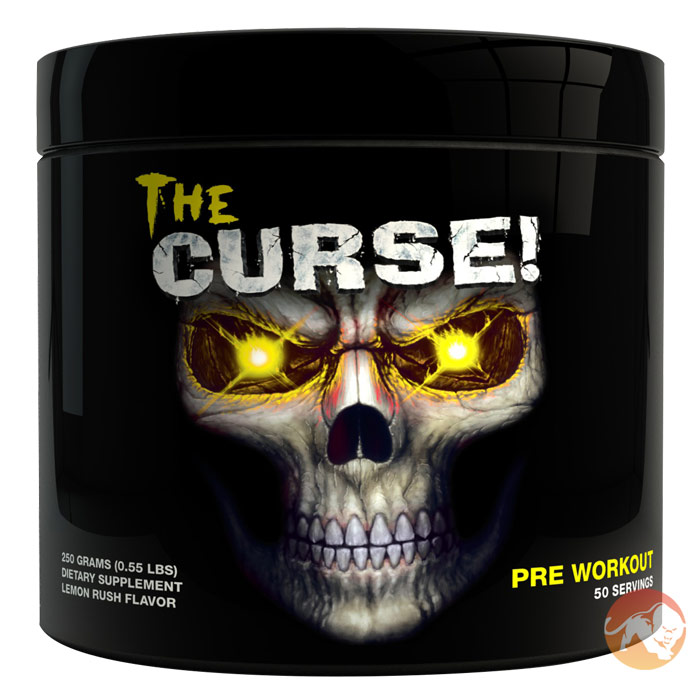 The Curse 50g - Lemon Rush