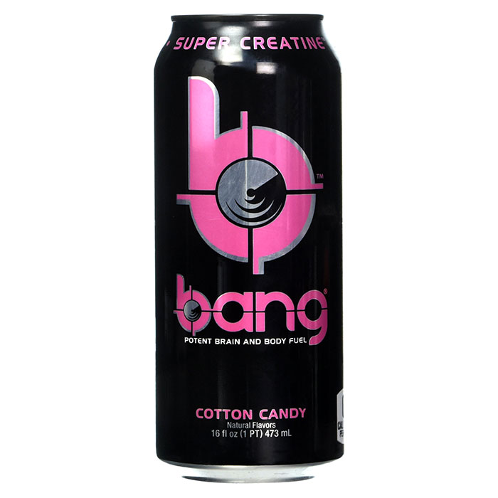 Bang RTD 1 x 473ml Cotton Candy