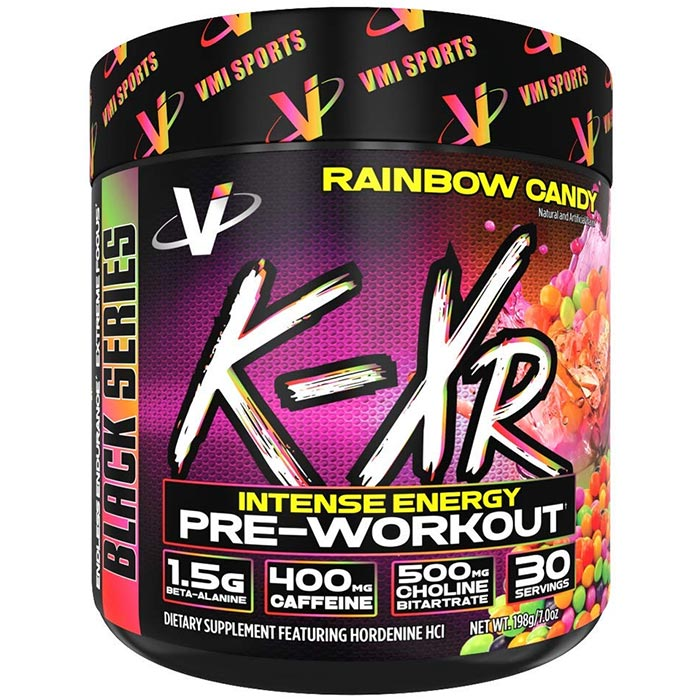 Image of VMI Sports Nutrition KXR 30 Servings Cotton Candy