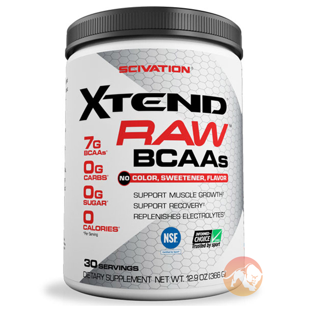 Xtend Raw 30 Servings Unflavoured
