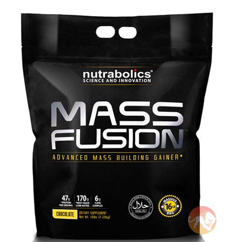 Mass Fusion 7.2kg Strawberry