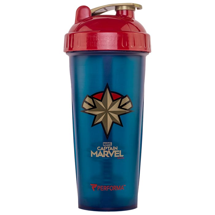 Image of Performa Shakers Captain Marvel Shaker 800ml