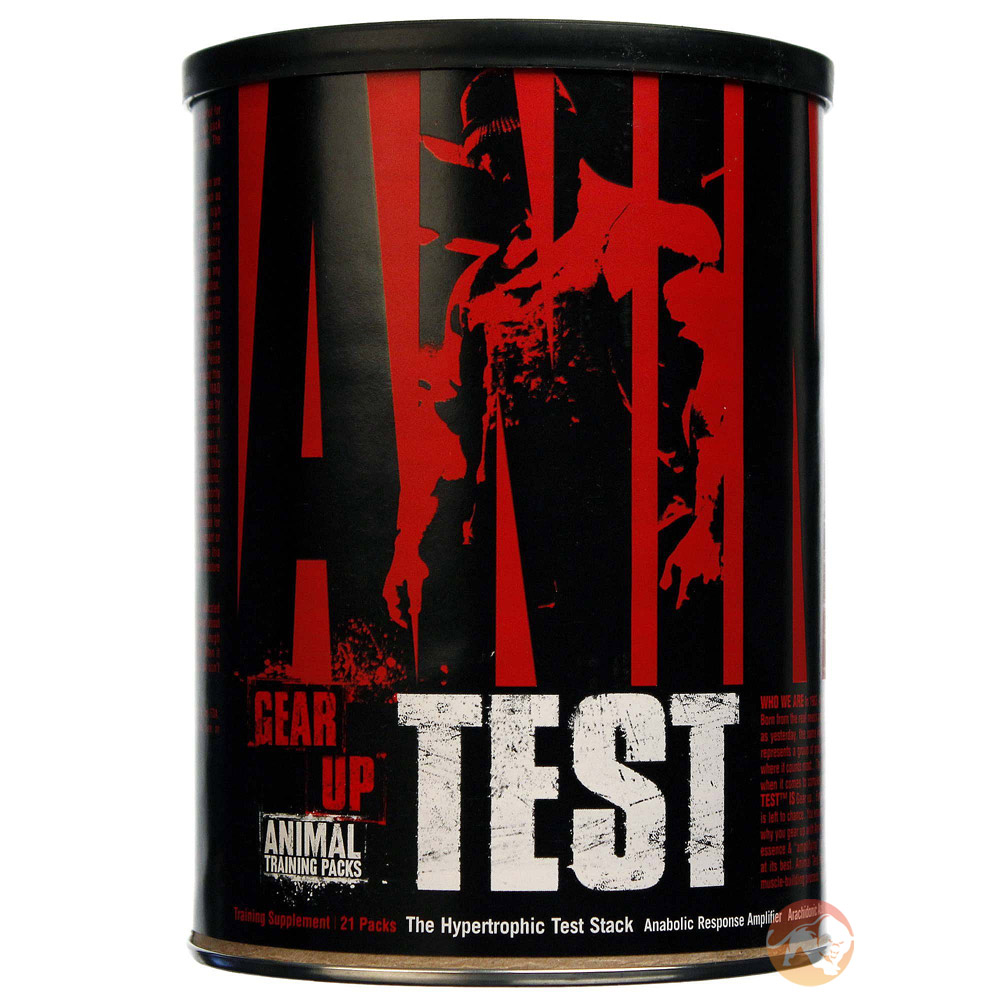 Image of Universal Nutrition Animal Test 21 Packs