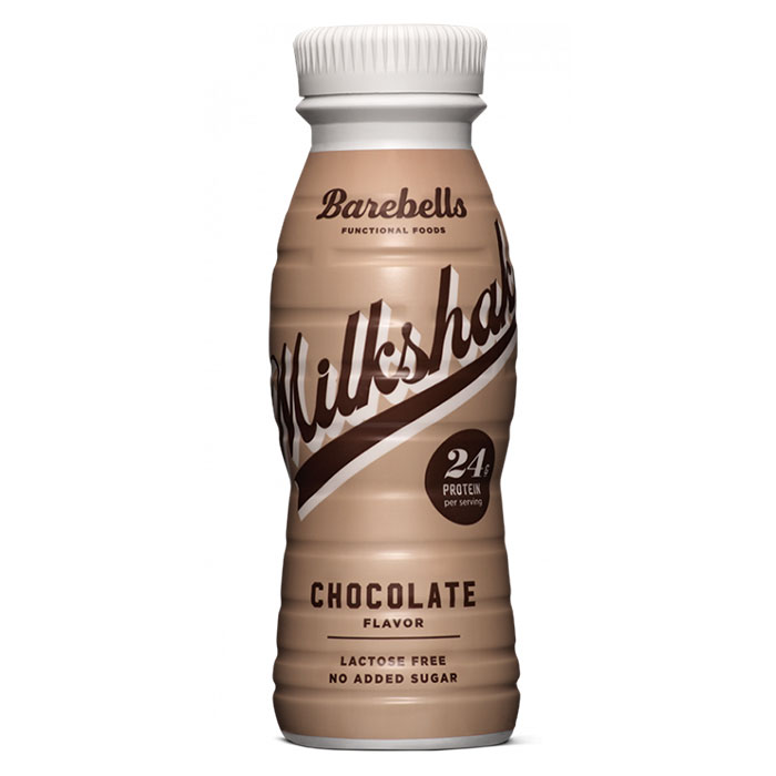 Image of Barebells Barebells Milkshake 1 Bottle Chocolate