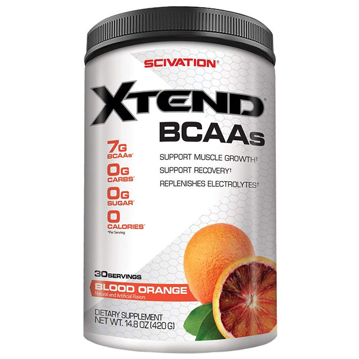 Image of Scivation Xtend 30 Servings Blood Orange