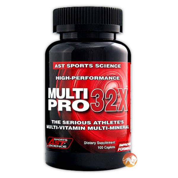 Image of AST Sports Science Multipro 32x 90 Capsules