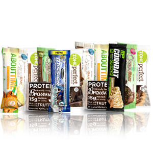 Protein Bar Giftpack Worth £30