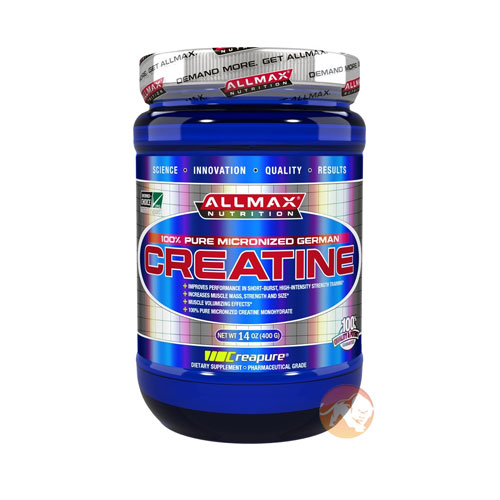 Image of Allmax Nutrition 100% Pure Micronized German Creatine 100g