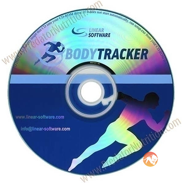 Bodytracker Body Fat Tracking Software