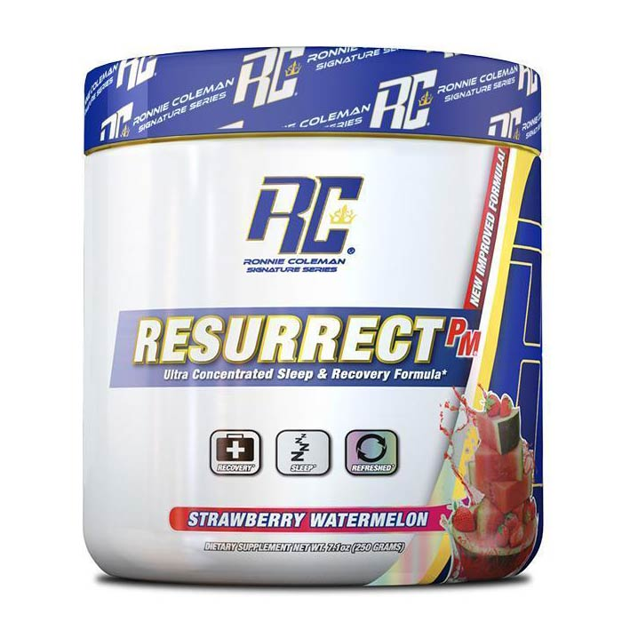 Image of Ronnie Coleman SignatureSeries Resurrect-PM 200g Strawberry Watermelon