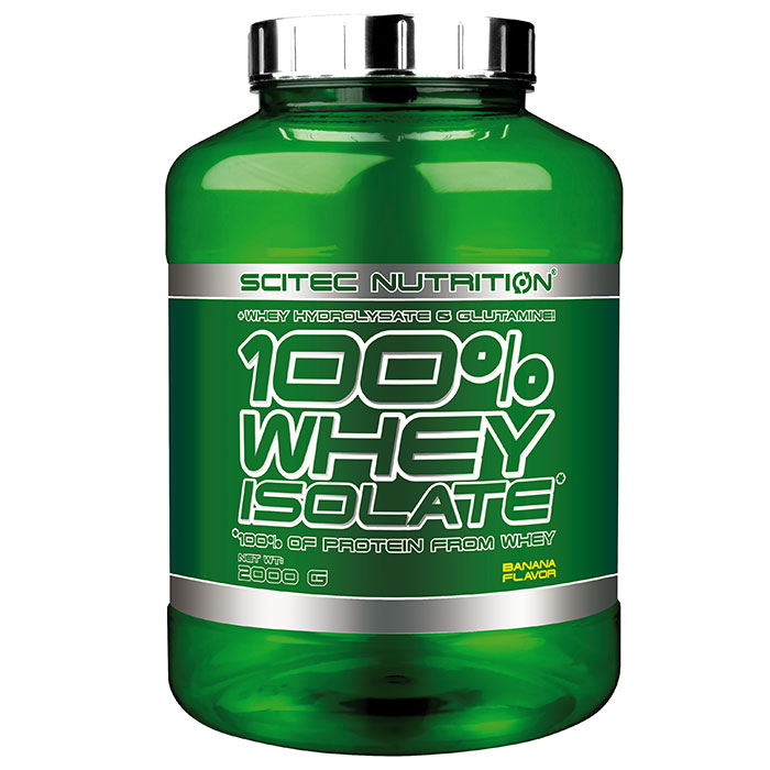 Whey Isolate 2000g Raspberry