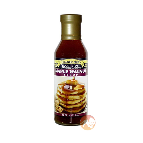 Calorie Free Syrup 12oz Maple Walnut