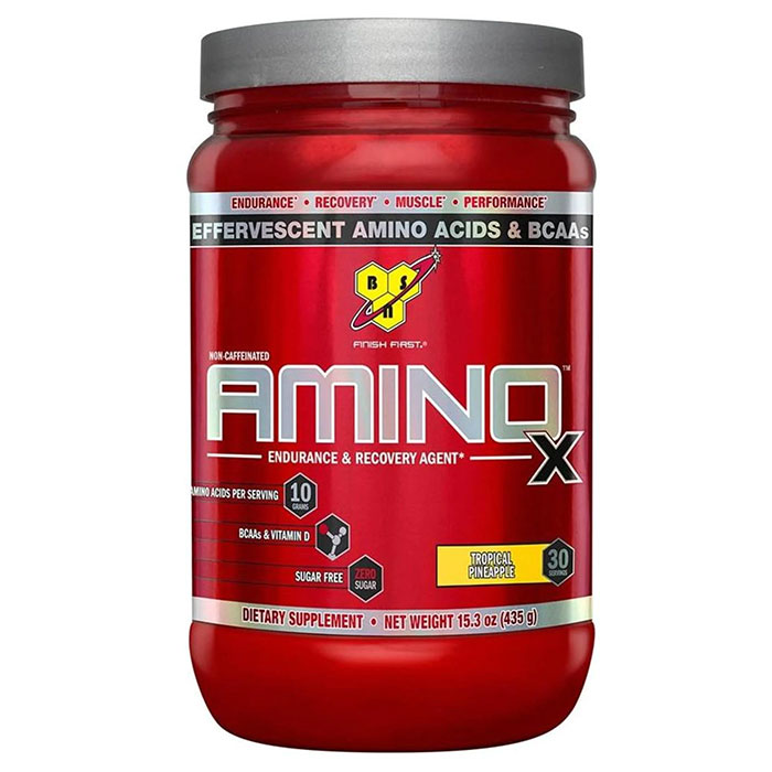 Amino X 30 Servings Tropical Pineapple