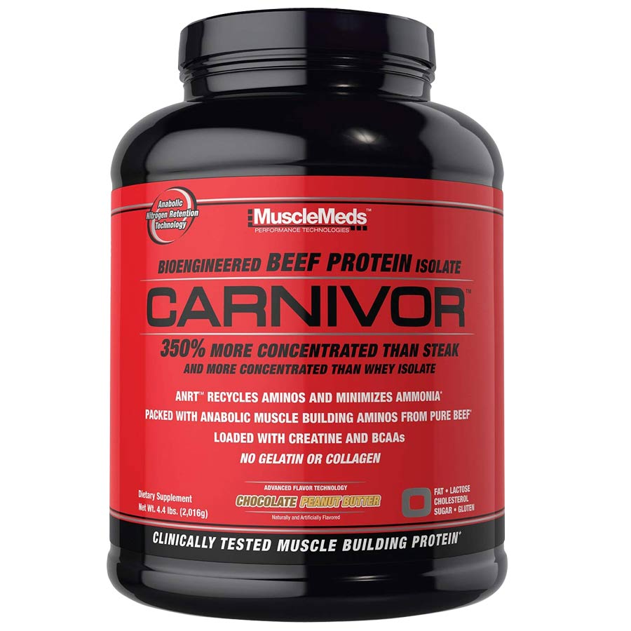 Image of Musclemeds Carnivor 1.8kg (4lb) Chocolate Mint