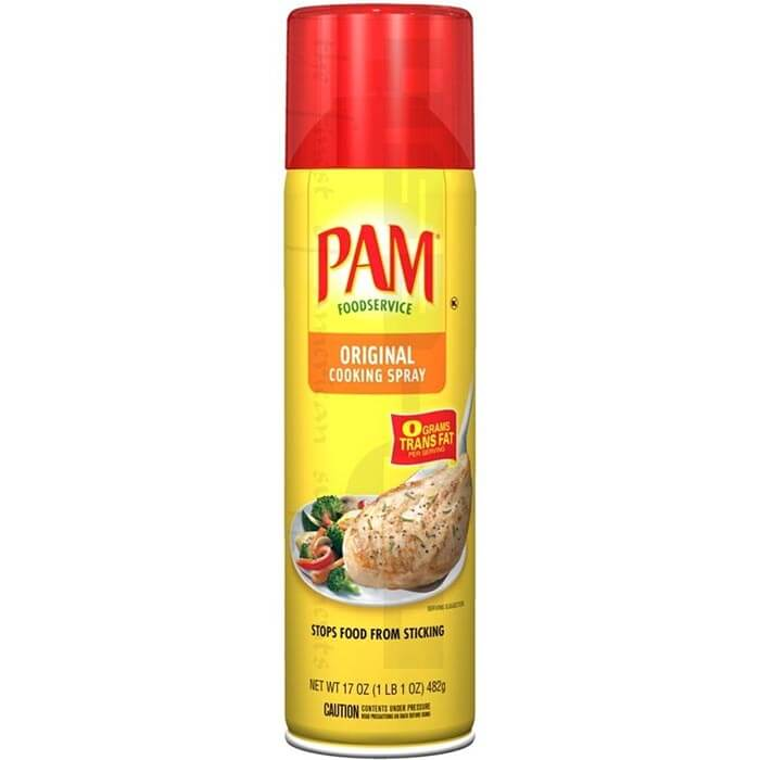 Image of PAM PAM Original Cooking Spray 482ml