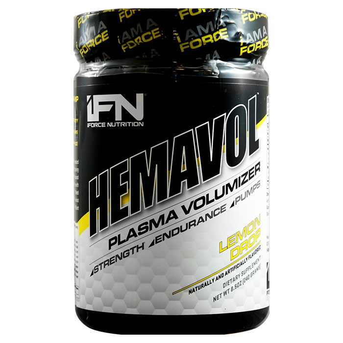 Hemavol Powder 240g Lemon Drop