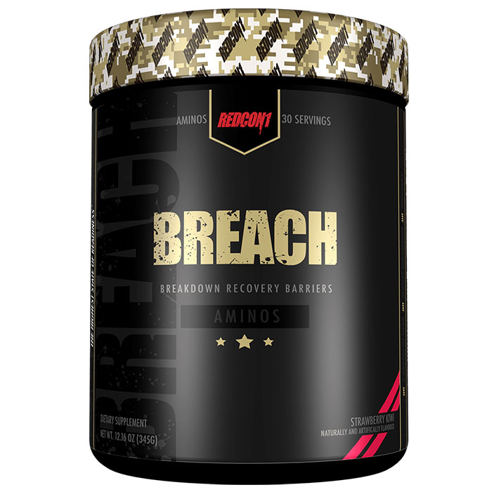 Image of REDCON1 Breach 30 Servings Blue Lemonade