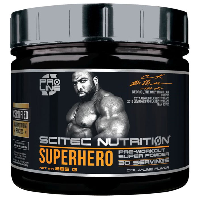 Superhero 30 Servings Mango Lime